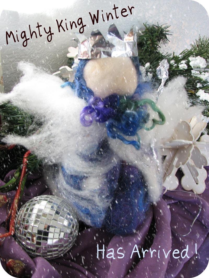 King Winter Puppet 1
