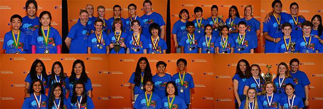 California Destination Imaginaton 2014 Global Finals Award Recipients