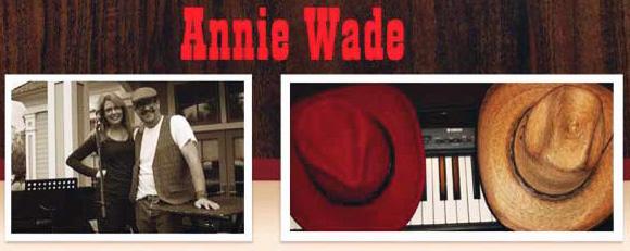 Annie Wade banner