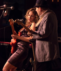 Ana Popovic @ Bull Run Restaurant, Shirley, MA