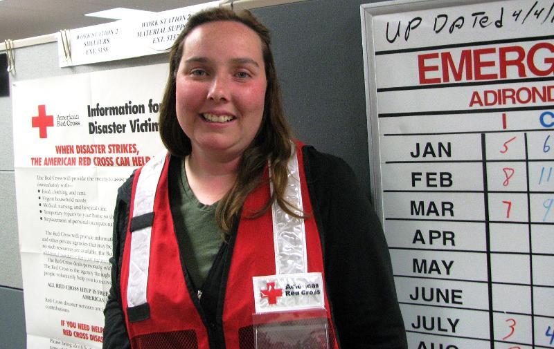 American Red Cross NENY Regional Newsletter - May 2012