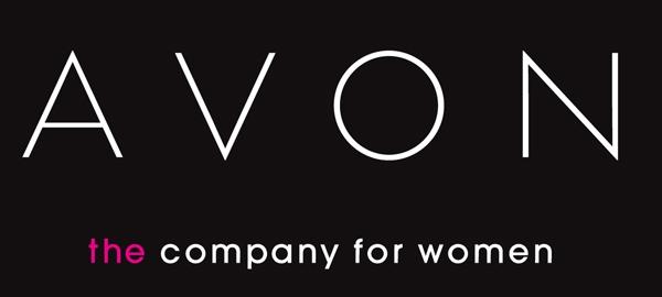 Avon logo black