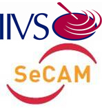IIVS and SeCAM logos