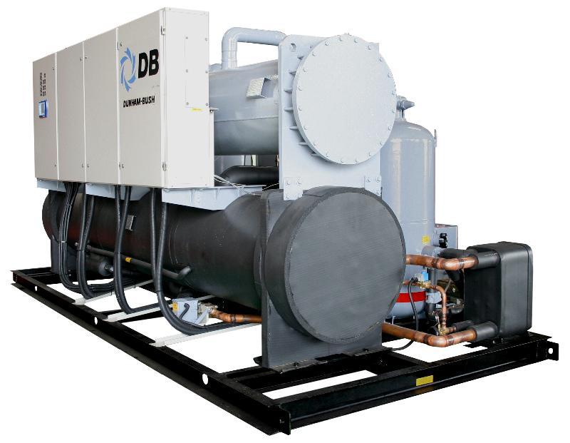 WCFX-E 3 Compressor Chiller