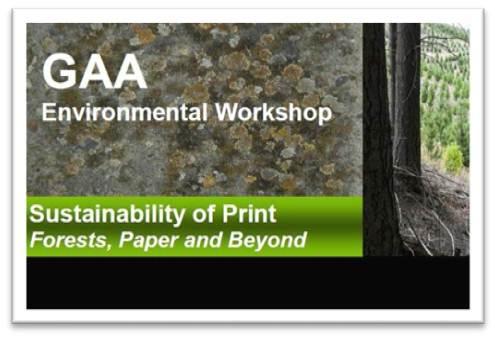 GAA Workshop