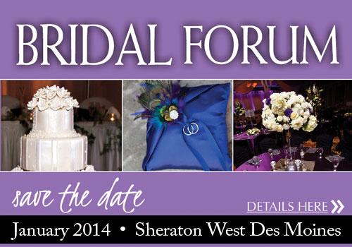 Des Moines Bridal Forum