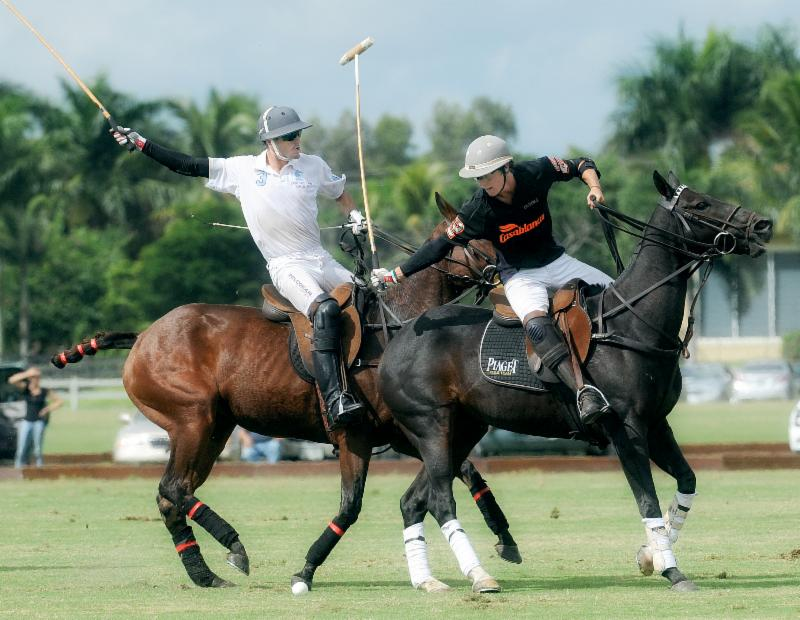 Polo School At Grand Champions