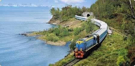 Transsib. Baikal