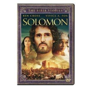 solomon dvd