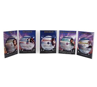 bible collection 5 dvd set