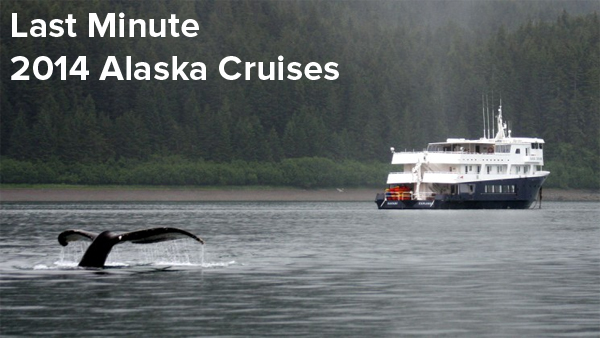 Last Minute Alaska 2014 Cruises