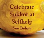 celebrate sukkot at selfhelp