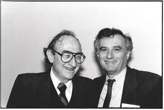 Jerry Balter and Michael Churchill
