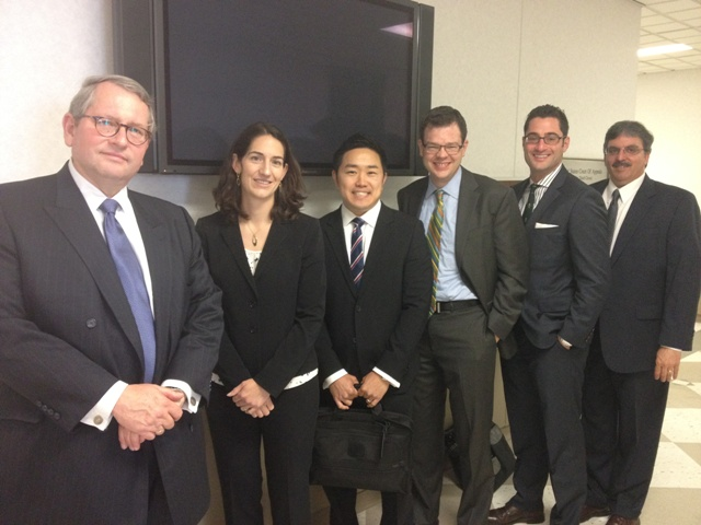 DLA Piper Legal Team