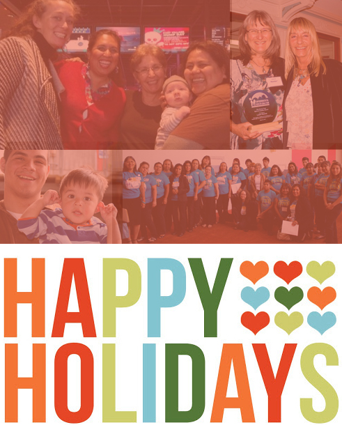 Happy Holidays from EHC