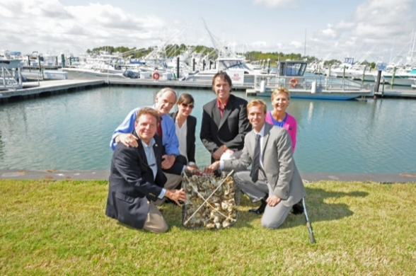 Federal funding announcement to support oyster farming in Delaware's Inland Bays