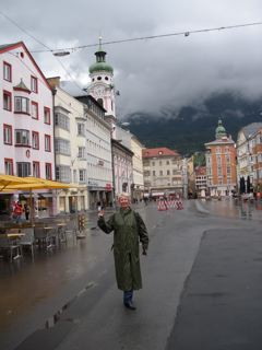 Karin in Innsbruck, Austria