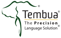 Tembua - The Precision Language Solution