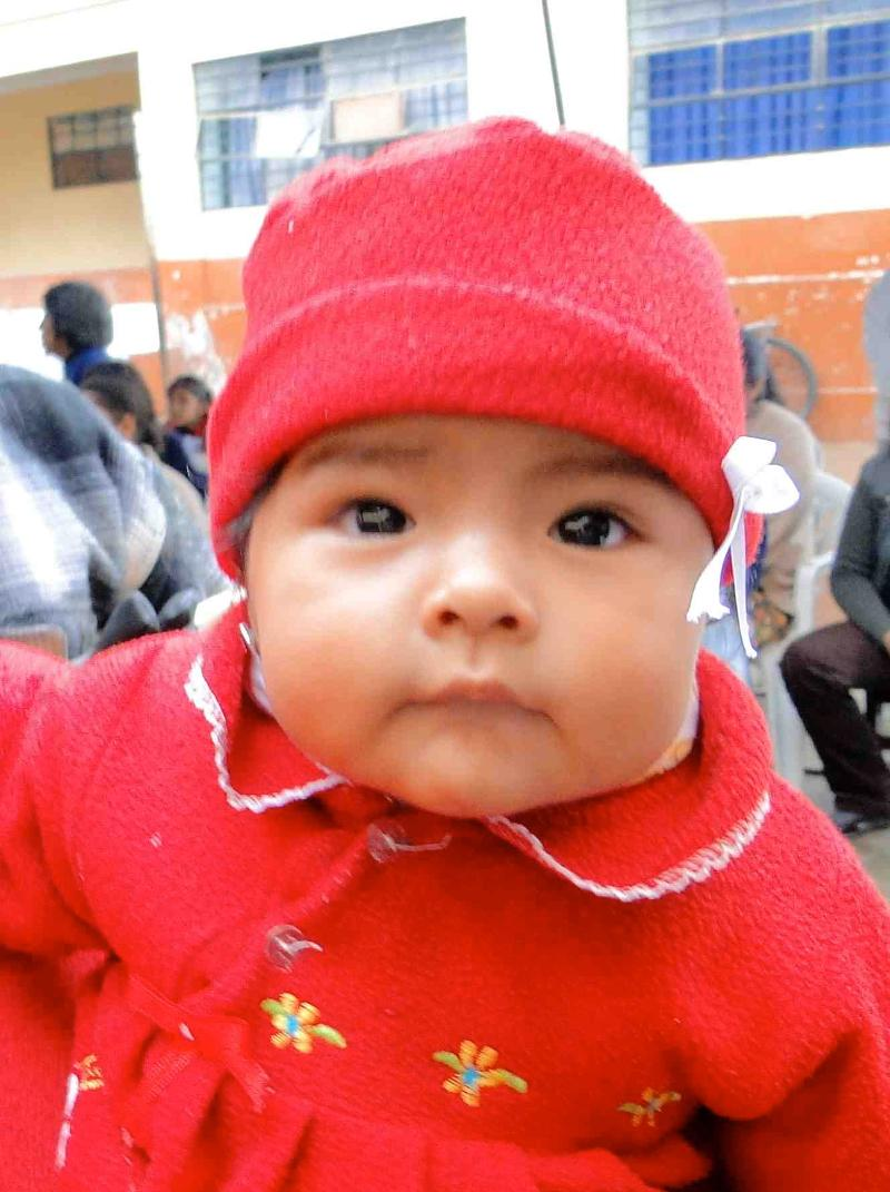 Chincha baby