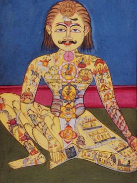 tantric yogi