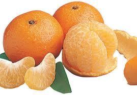 fall glow tangerine