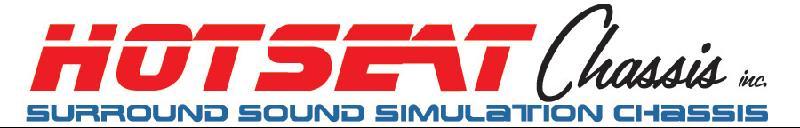 SpeedwayEXPO HotSeat Chassis Logo