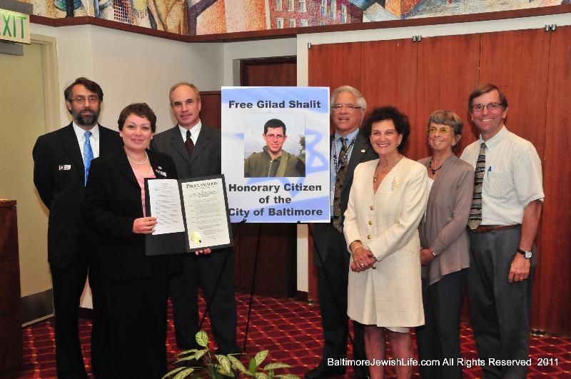 Honorary Citizen