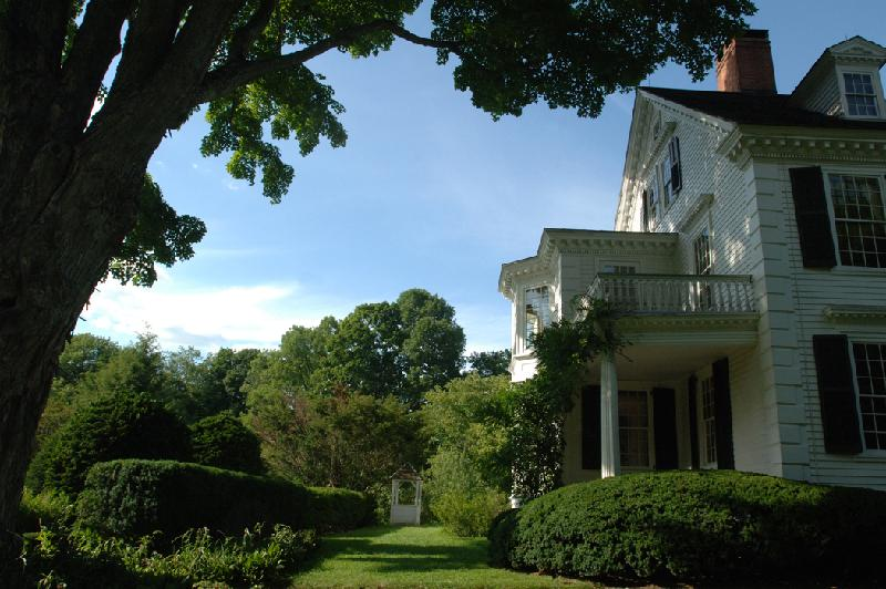 Bellamy-Ferriday House & Garden