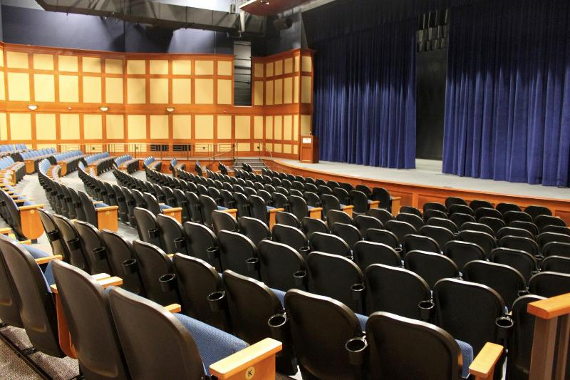 The new Gaines Theater