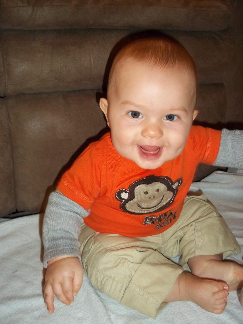 Julian monkey shirt