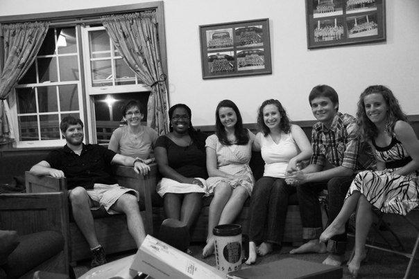 Seniors at Rockbridge