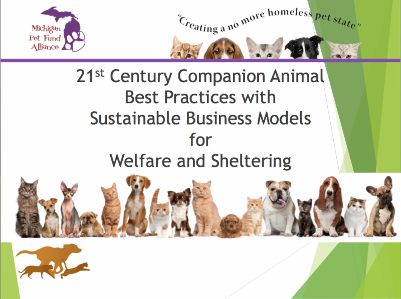 Best Practices for Shelters