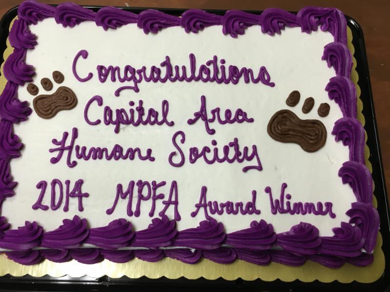 Capital Area HS Cake 2014