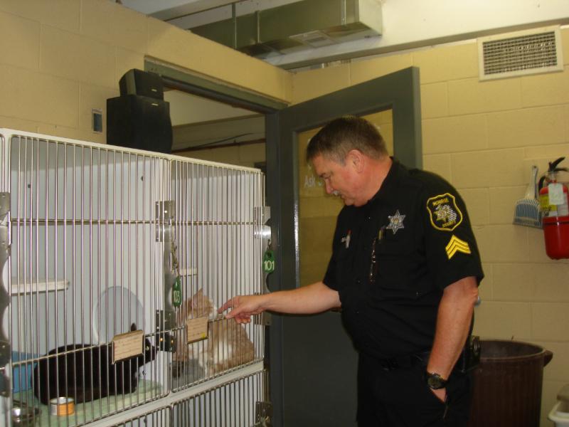 Monroe County Animal Control 4-29-16 Sgt Greg Berman