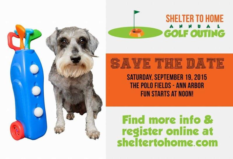 Shelter to Home Golf Outing 2015