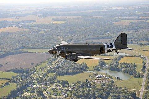 B Sparrow in Flight