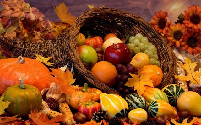 Fall Harvest Dinner Promotion