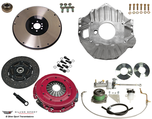 Ready for a 5 or 6 Speed PerfectFit™ Kit? FAST Shipping, No
