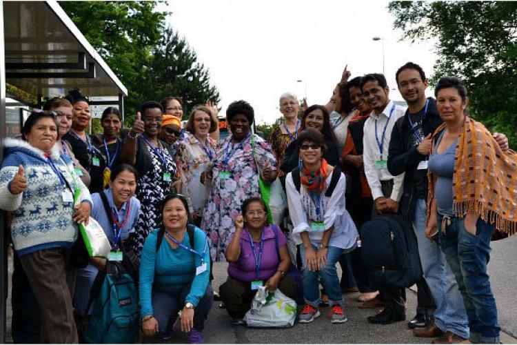 WIEGO Delegates at ILC 2015