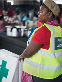 Health care needs of informal workers