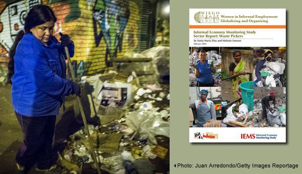 Waste Picker - Bogota, Colombia