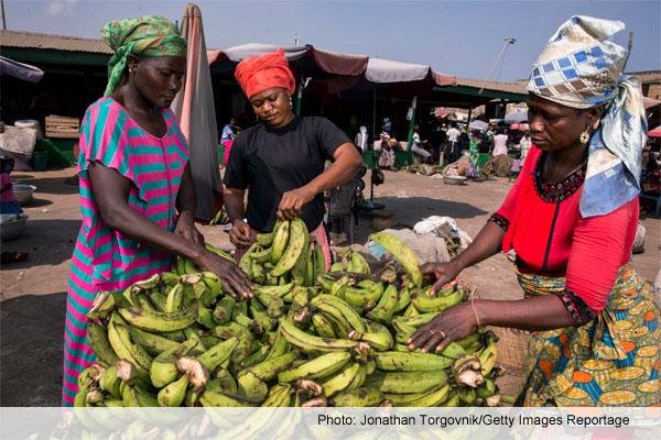 Vendors - Accra_ Ghana