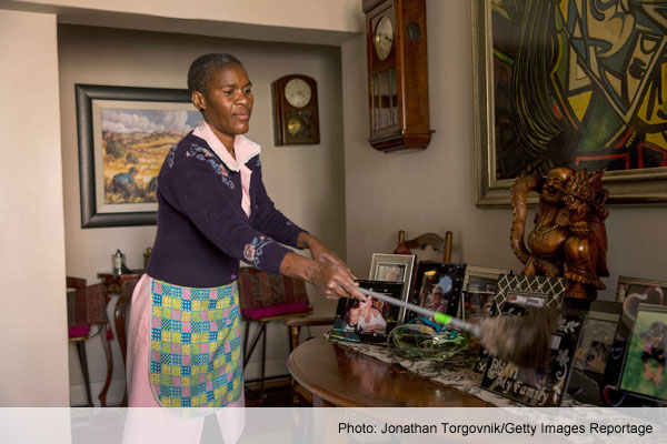 Domestic Worker - South Africa