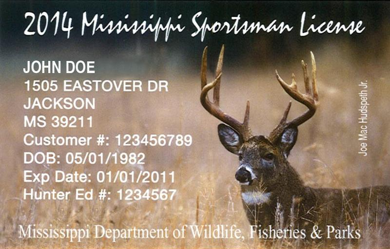 2014sportsman license
