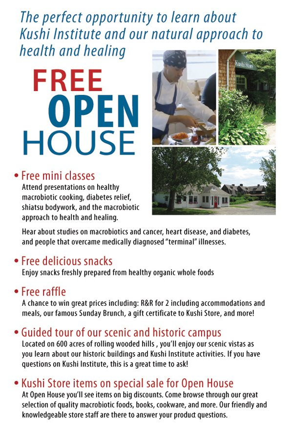 Open House Image