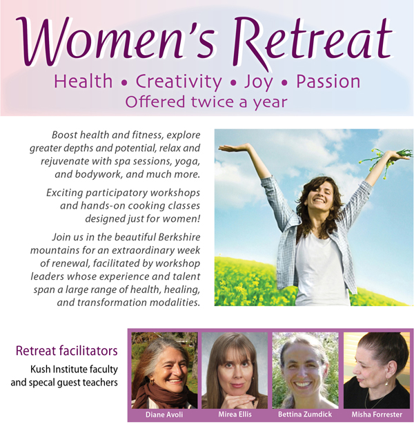 Women's Retreat Flier Image