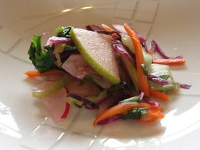 salad serving 4