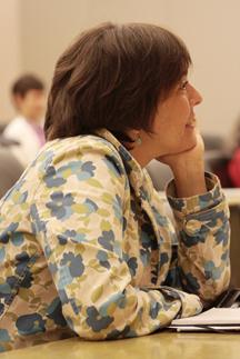 Woman in Class