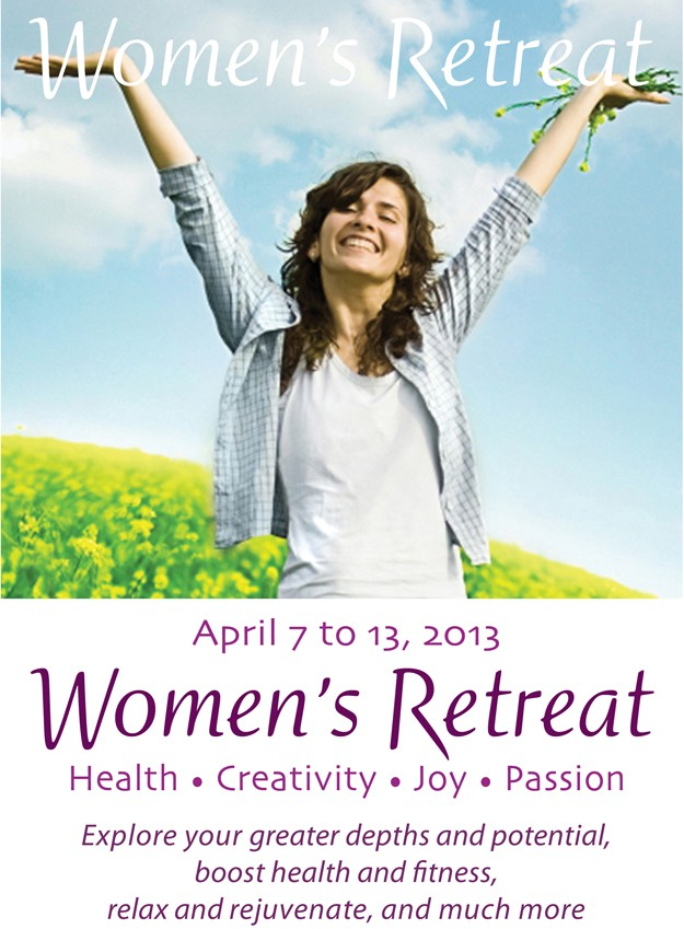 Women's Retreat Aprl 2013