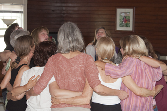 Women's Retreat Circle